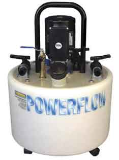 Power Flush Pump